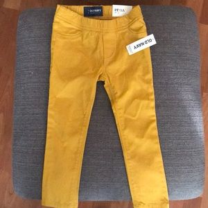 New Toddler Stretch Jeggings